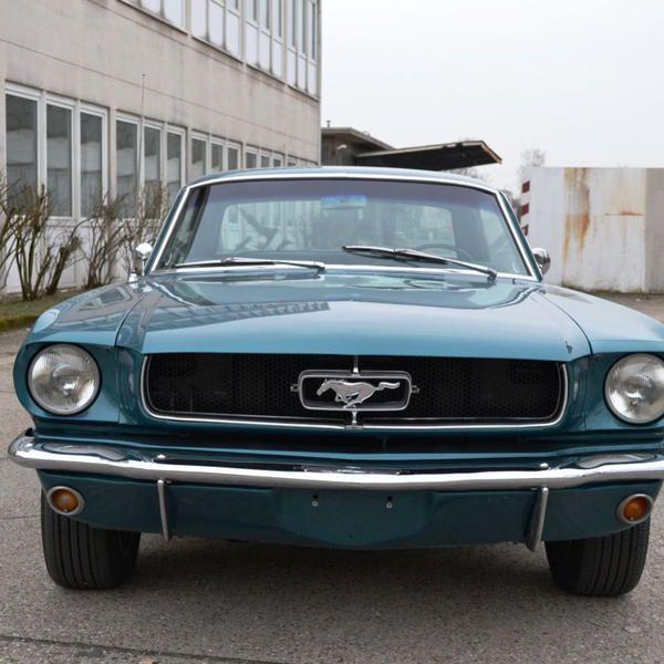 Mustang Baujahr 1964 1/2 D-Code