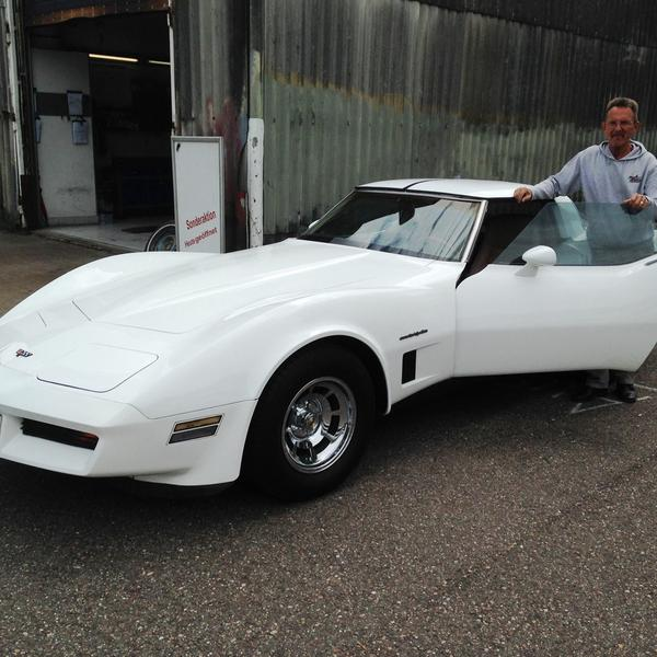 Corvette 1982 Crossfire Injection