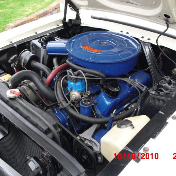 Mustang Bj. 67 289CUI