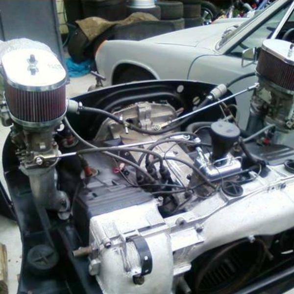 Porsche 914 Bj. 75