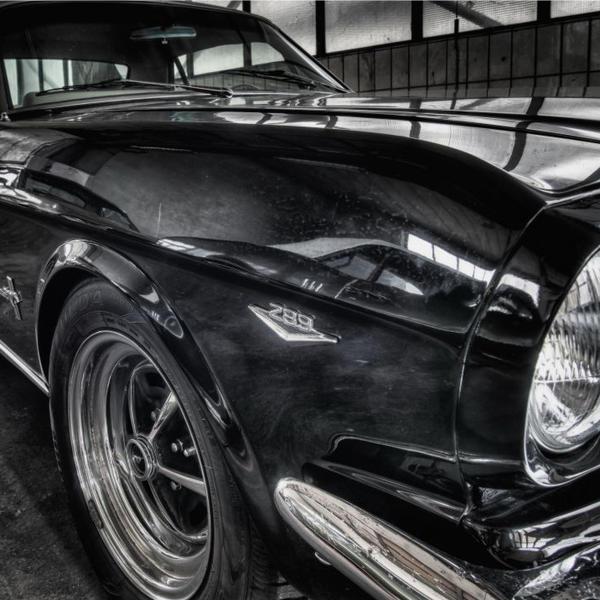 Mustang Baujahr 1966