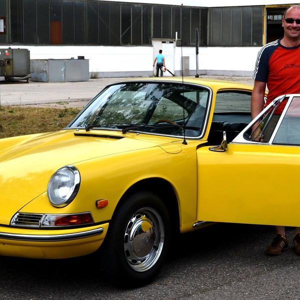 Porsche 912 SWB